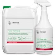 VELOX FOAM EXTRA 1 L pianka do dezynfekcji i mycia delikatnych powierzchni i wyrobów medycznych MEDISEPT