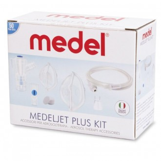 Zestaw do nebulizacji MEDEL JET PLUS 95120