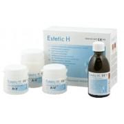 Estetic H akryl do licowania 100g+50ml