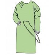 Fartuch ochronny z elastycznym mankietem