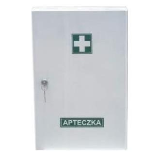 APTECZKA Metalowa Wyposażona A-400/Z