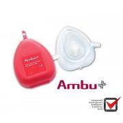 MASKA CPR typu pocket mask AMBU RES-CUE