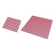 Szablon woskowy RN II siatka w kwadraty 110-102-00