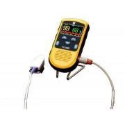 Pulsoksymetr z alarmami PC66B z 2 czujnikami: dla dzieci i dorosłym CREATIVE MEDICAL