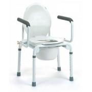 KRZESŁO toaletowe sanitarne sedesowe STACY