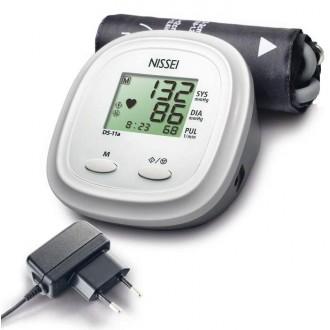 NISSEI DS-11A Ciśnieniomierz automatyczny z zasilaczem