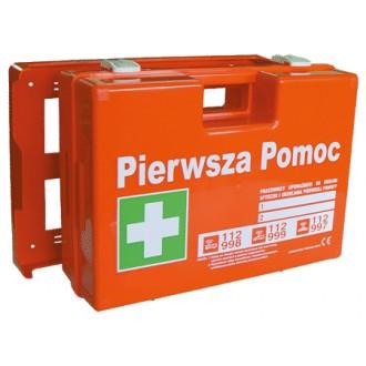 Apteczka Pierwszej Pomocy K20 wyposażenie 2x DIN 13157plus