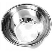 Miska metalowa okrągła fi.18cm