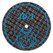 Ściernica 26/1BF  niebieski Motyl
