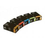 RĘKAWICE nitrylowe czarne NITRYLEX PF bezpudrowe, 100 sztuk MERCATOR MEDICAL