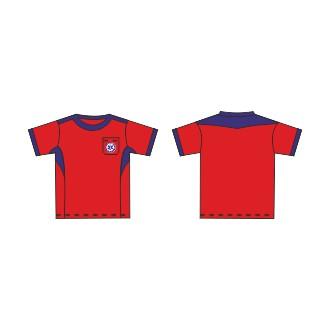 T-Shirt Ratownictwa Damski Z512 Wojdak