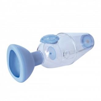 Komora inhalacyjna VISIOMED INHALER z maską 0-9mcy