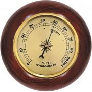 Higrometr mechaniczny, drewniany 090500