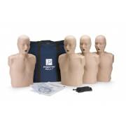 ZESTAW PRESTAN 4 fantomy dorosłego CPR/AED ze wskaźnikiem LED