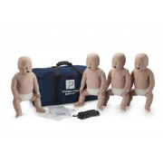 ZESTAW PRESTAN 4 szkoleniowe fantomy niemowlę CPR/AED