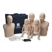 PRESTAN FAMILY CPR zestaw 5 manekinów szkoleniowych