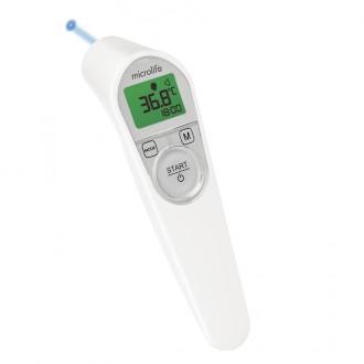 Termometr bezkontaktowy NC 200 MICROLIFE