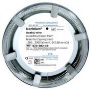 DRUT Noninium bezniklowy śr.0.8 mm okr. spr. tw. 20m 520-082-10