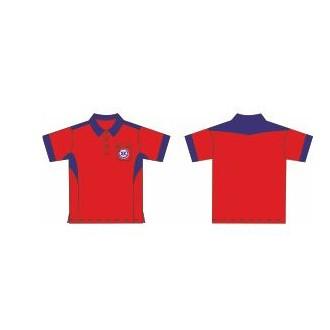 Koszulka polo RATOWNICTWA RZ 510 damska WOJDAK