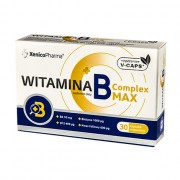 WITAMINA B COMPLEX MAX 30 kaps. XENICO PHARMA